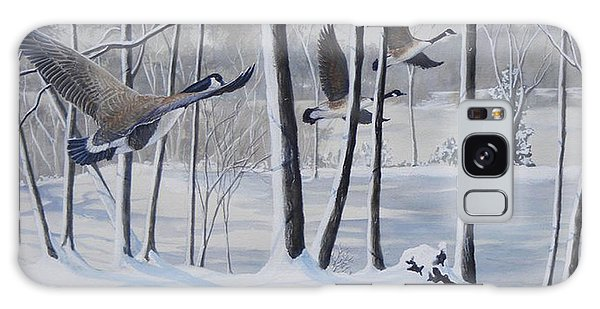Frozen Over  Sold Prints Available Galaxy Case