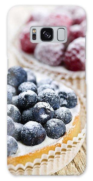 Fruit Tarts Galaxy Case by Elena Elisseeva