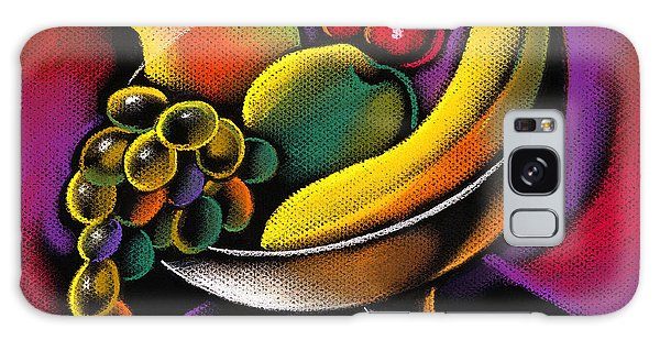 Fruits Galaxy Case by Leon Zernitsky