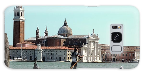 Gandola Rides In Venice Galaxy Case