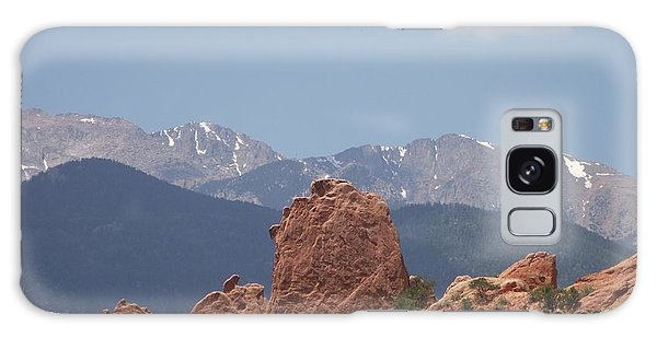 Garden Of The Gods Galaxy Case