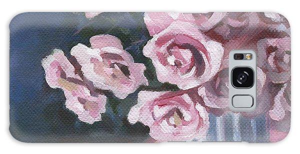 Garden Roses Galaxy Case