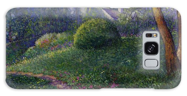 Garden Trail Galaxy Case