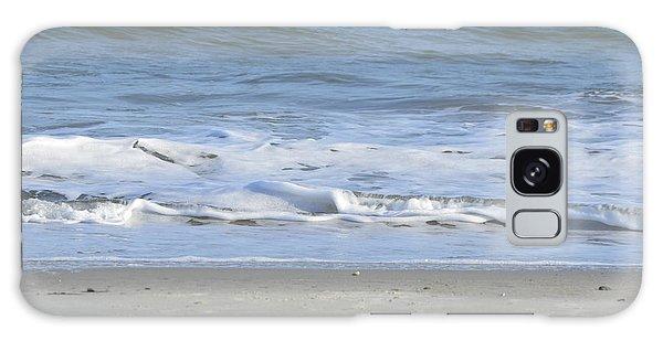 Gentle Tides Galaxy Case by Margaret Palmer