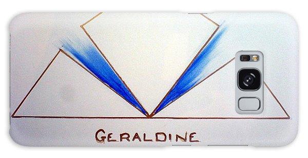 Geraldine Galaxy Case