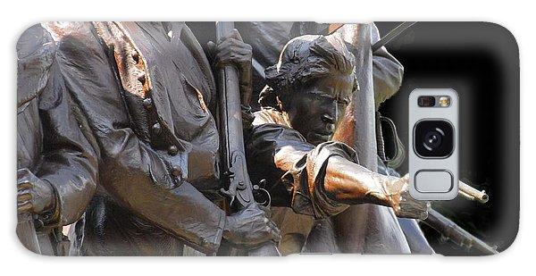 Gettysburg Monument Galaxy Case by Cindy Manero