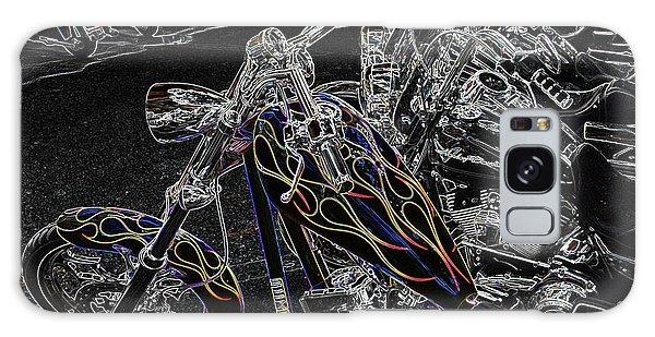 Ghost Rider 2 Galaxy Case