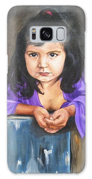 Girl From San Luis Galaxy Case