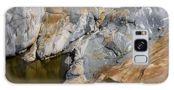 Glacial Pothole Galaxy Case by Michael Friedman