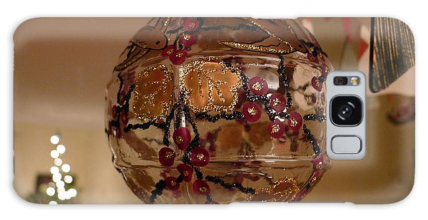 Glass Bauble Galaxy Case by Richard Reeve
