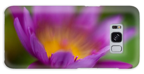 Lily Galaxy Case - Glorious Lily by Mike Reid