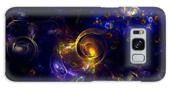 Glorious Univers Galaxy Case by Klara Acel