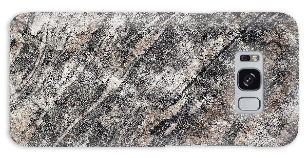 Pattern Galaxy Case - Gneiss Rock Pattern by Les Palenik
