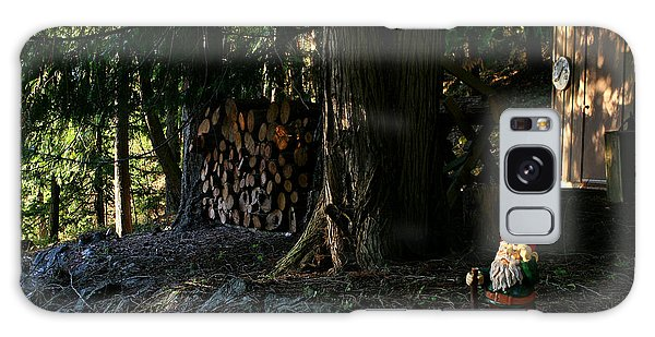 Gnome And The Woodpile Galaxy Case