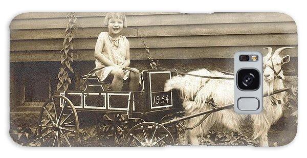 Galaxy Case - Goat Wagon by Bonfire Photography