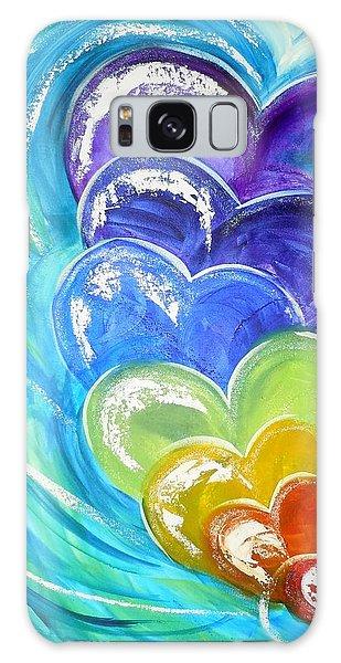 God's Pure Love Galaxy Case