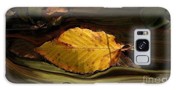 Gold Leaf Galaxy Case
