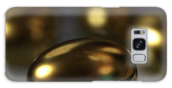 Golden Eggs Galaxy Case by James Barnes