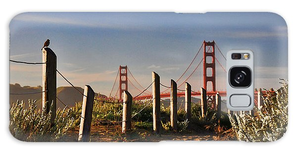 Golden Gate Bridge - 2 Galaxy Case