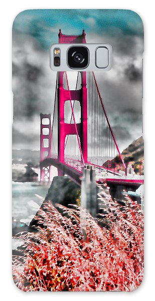 Golden Gate Bridge - 5 Galaxy Case