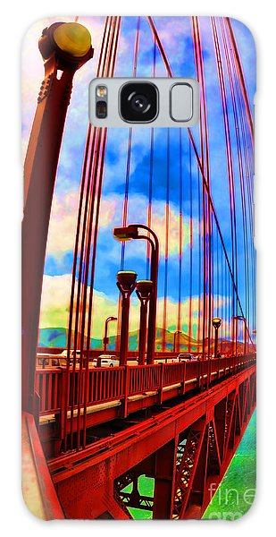 Golden Gate Bridge - 8 Galaxy Case