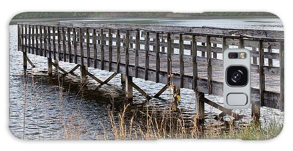 Crossville Galaxy S8 Case - Golf Course Pier by Douglas Barnett