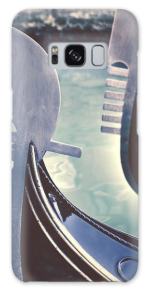 Transportation Galaxy S8 Case - gondolas - Venice by Joana Kruse
