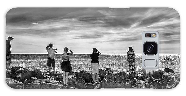 Seaside Galaxy Case - Goodbye Miss Lonely Hearts by Evelina Kremsdorf