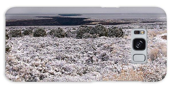 Gorge Snow Galaxy Case
