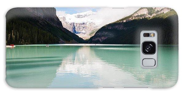 Gorgeous Lake Louise Galaxy Case by Cheryl Baxter