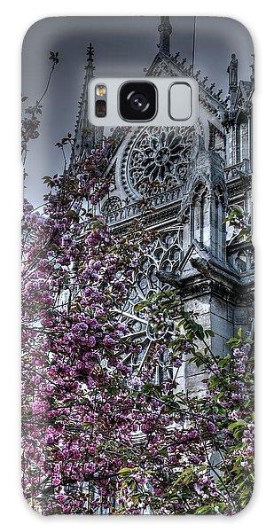Gothic Paris Galaxy Case