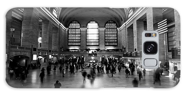 Grand Central Terminal Galaxy Case by Michael Dorn