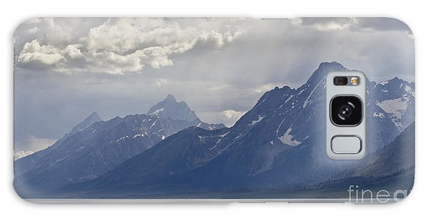 Teton Range Galaxy Case - Grand Teton National Park Jackson Lake by Dustin K Ryan