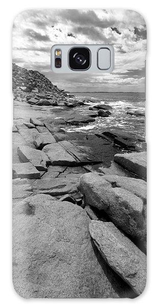 Granite Shore Galaxy Case