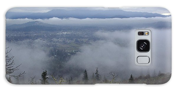 Grants Pass Weather Galaxy Case by Mick Anderson