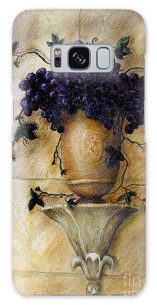 Grapes Galaxy Case by Danuta Bennett