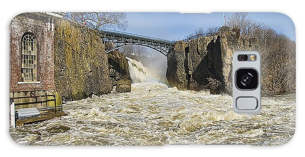 Great Falls Of Paterson    Galaxy Case