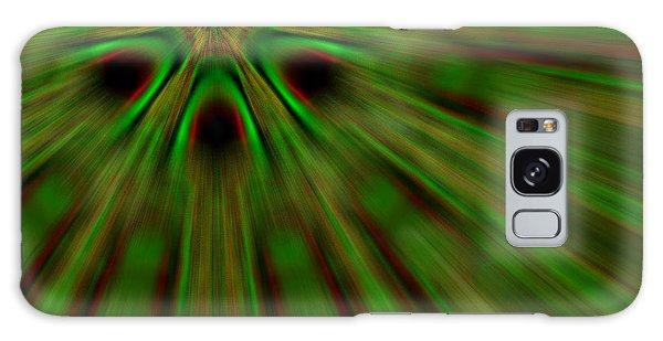 Green Galaxy Case