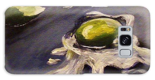 Green Eggs No Ham Galaxy Case