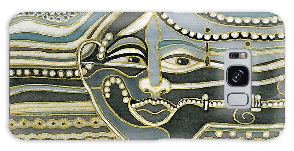 Green Maya Galaxy Case