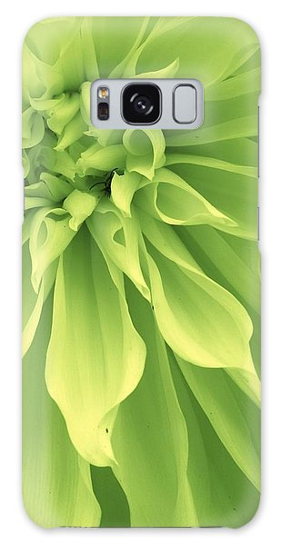 Green Sherbet Galaxy Case by Bruce Bley
