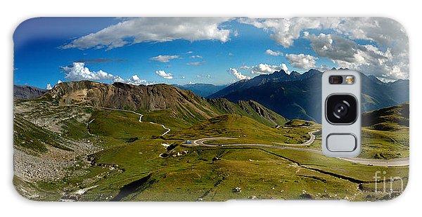 Pass Galaxy Case - Grossglockner High Alpine Road by Nailia Schwarz