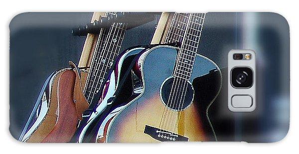 Guitars Galaxy Case by Billie-Jo Miller