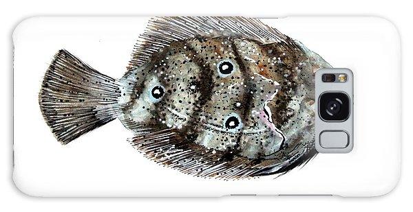 Gulf Flounder Galaxy Case