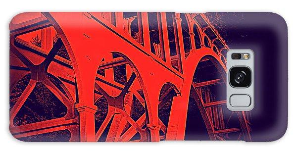 Haceta Head Bridge Galaxy Case