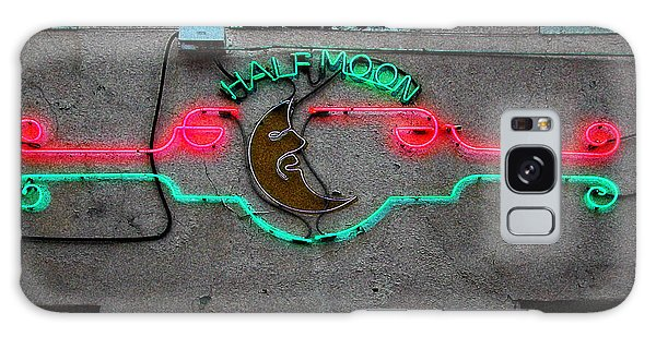 Half Moon Bar New Orleans Galaxy Case