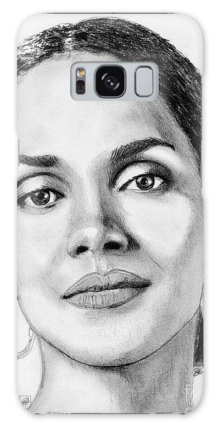 Galaxy Case - Halle Berry In 2008 by J McCombie