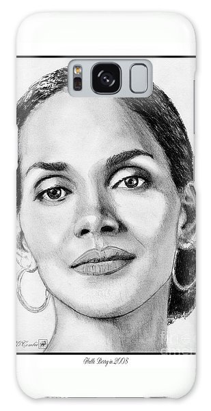 Halle Berry In 2008 Galaxy Case by J McCombie