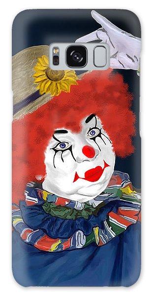 Happy Clown Galaxy Case