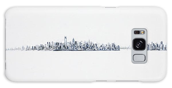 Harbor View Galaxy Case